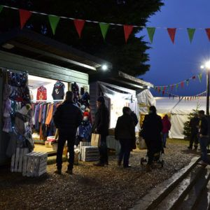 Deepdale Christmas Market, North Norfolk Coast
