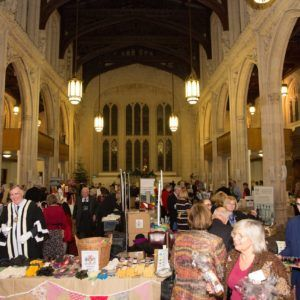 British Red Cross Guildhall Christmas Market
