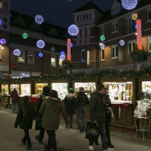 Christmas in Whitefriars, Canterbury